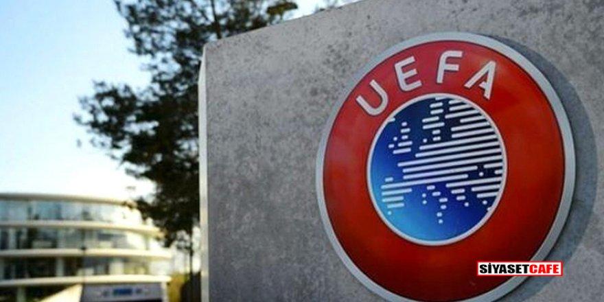 UEFA'dan Fenerbahçe için son dakika kararı