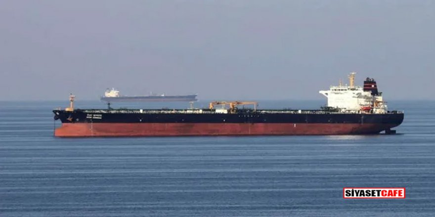 İngiliz tankerine İran tarafından el konuldu