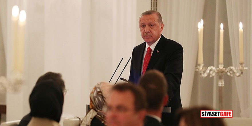 Erdoğan'dan flaş Doğu Akdeniz açıklaması