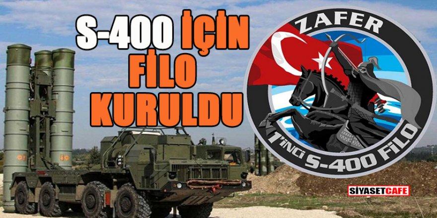 S-4OO için oğuz askeri armalı filo kuruldu