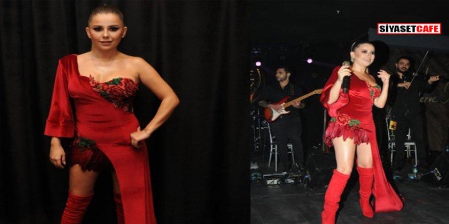 Merve Özbey'in konserinde olay: Soruşturma başlatıldı