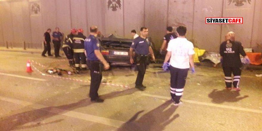 Konya'da katliam gibi kaza  7 ölü
