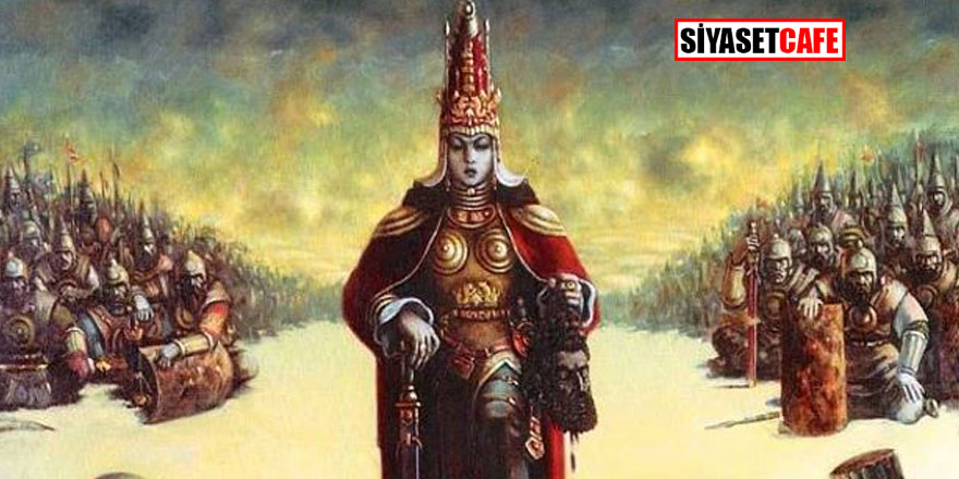Türklerin ilk kadın hükümdarı demir kraliçe Tomris Hatun'un fragmanı yayınlandı!