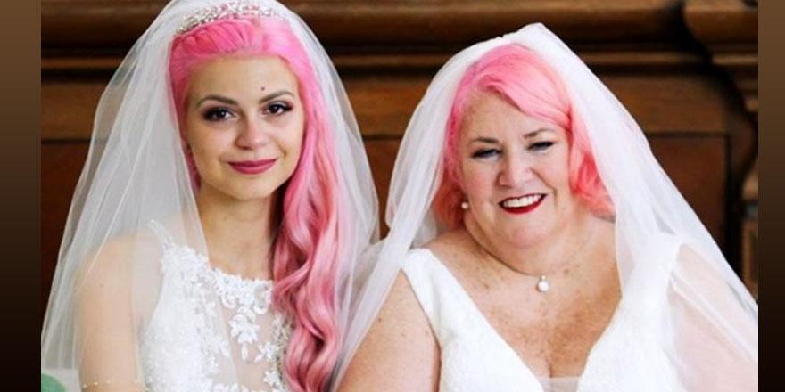24 yaşındaki fenomen 61 yaşındaki kız arkadaşıyla evlendi!
