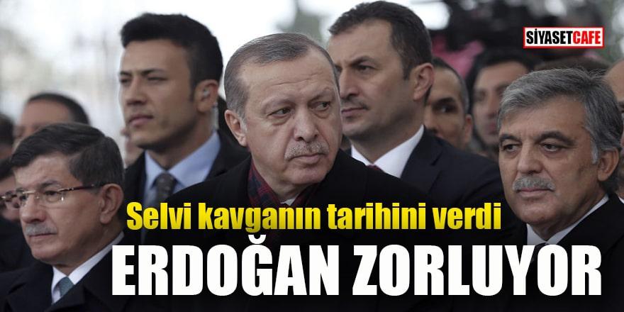 Selvi kavganın tarihini verdi: Erdoğan zorluyor!