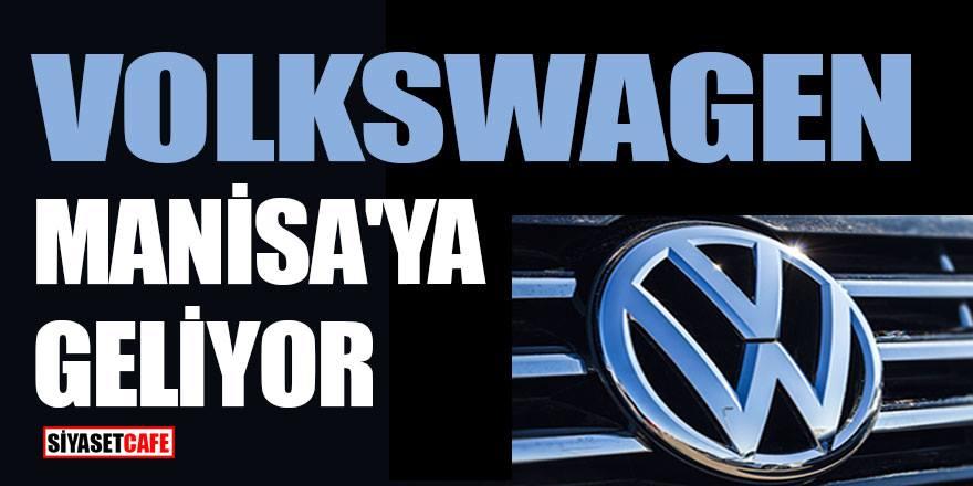 Volkswagen Manisa'ya geliyor!