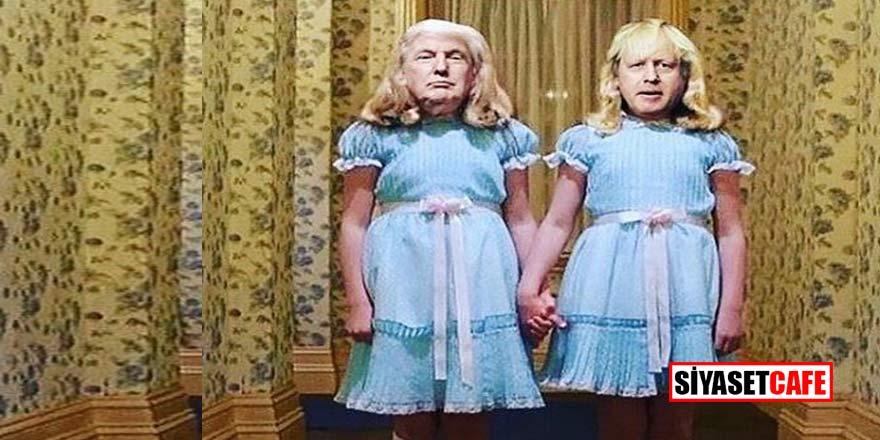 Taht oyunları dizisinin karanlık kraliçesinden Boris Johnson'a korkunç benzetme!