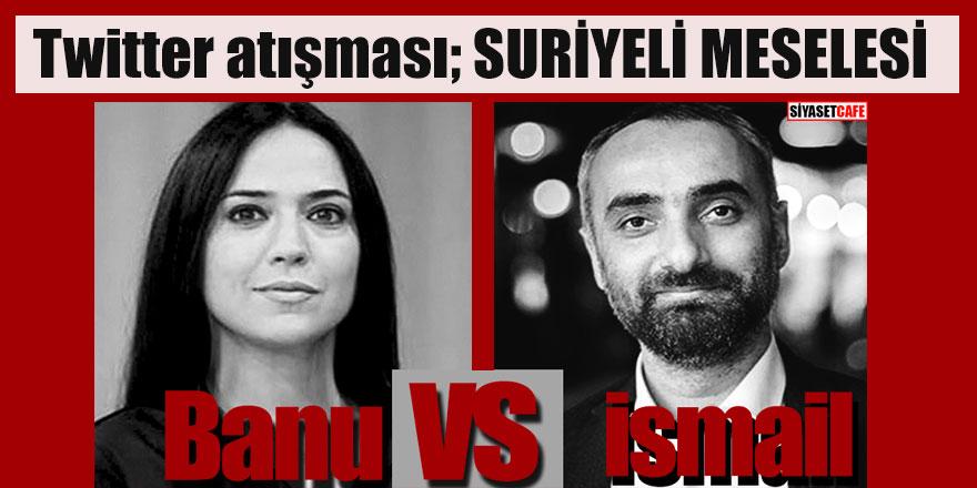 İki ünlü gazeteciden Suriyeli konusunda hararetli atışma!