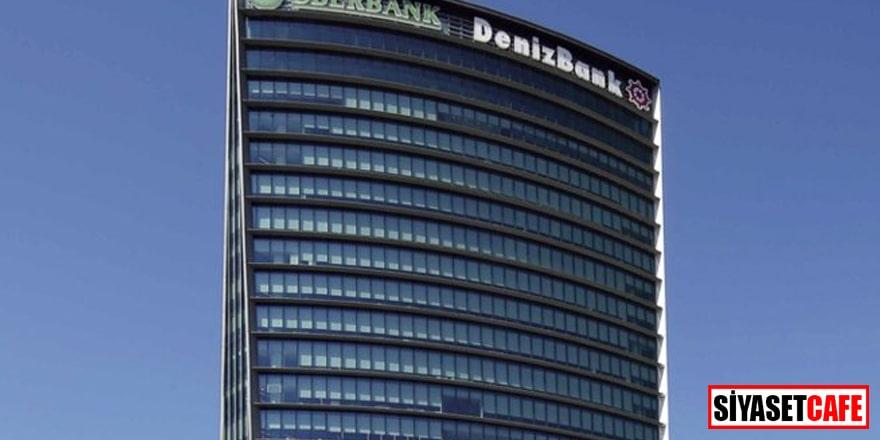 DenizBank satıldı!