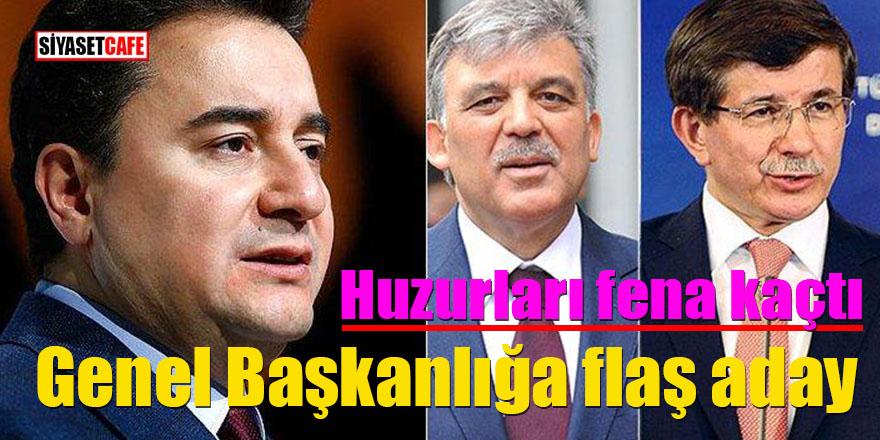 """Gül ve Babacan'ın """"huzuru"""" fena kaçtı: Genel Başkanlığa flaş aday"""