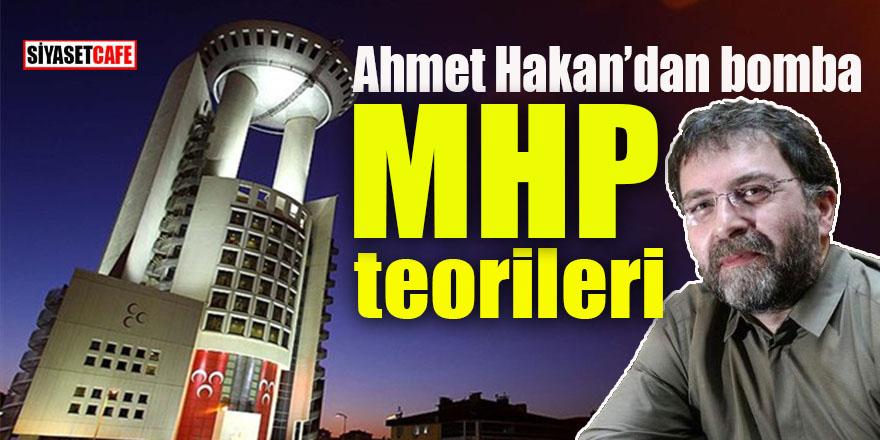 Ahmet Hakan'dan bomba MHP teorileri