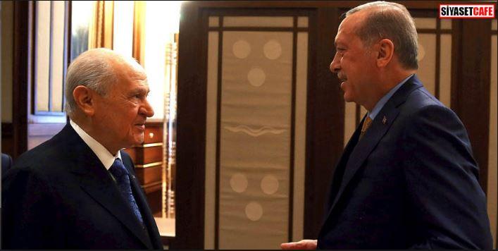 Erdoğan'dan MHP ile ilgili flaş açıklama