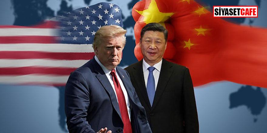 """Son Dakika! ABD'den ipleri koparacak açıklama: """"Çin döviz manipülatörüdür"""""""