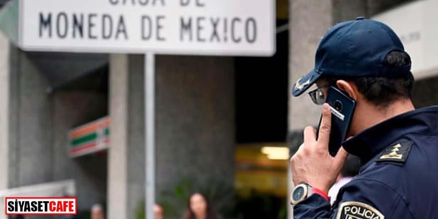 La Casa de Papel gerçek oldu! Darphaneyi soyup 14 milyonluk altın çaldılar