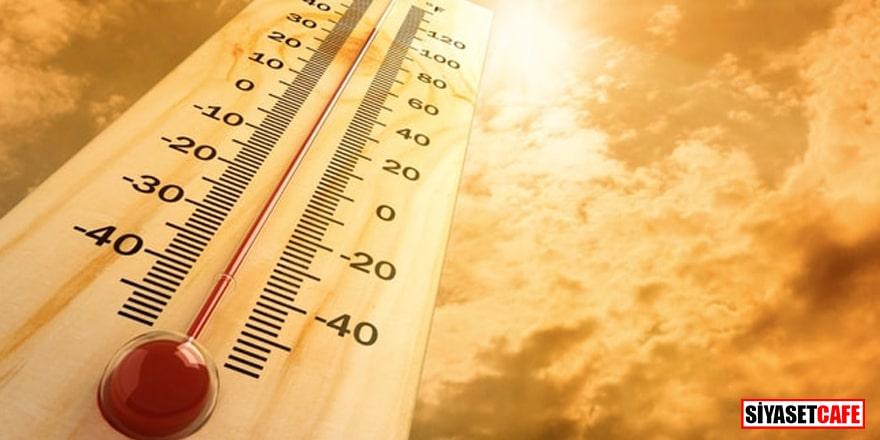 Meteoroloji'den sarı sıcak alarmı