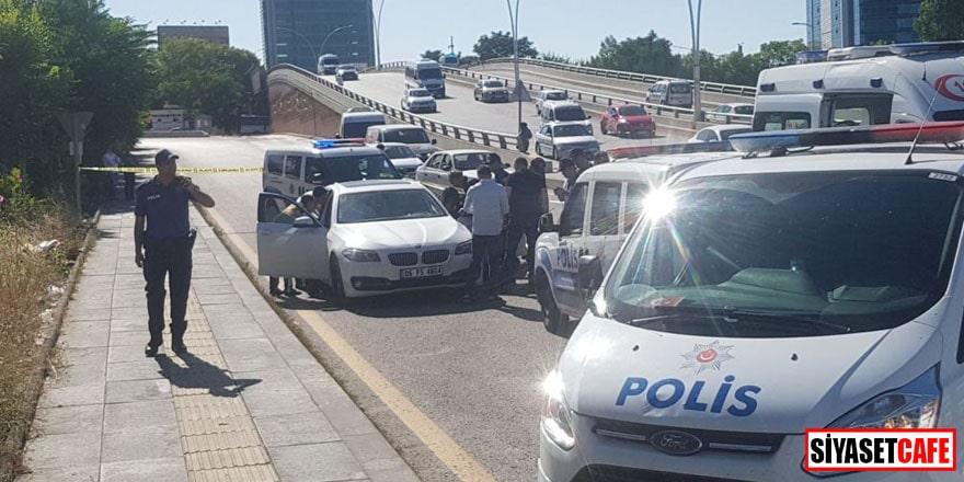 Ankara'da ATO üyesine araçta infaz!