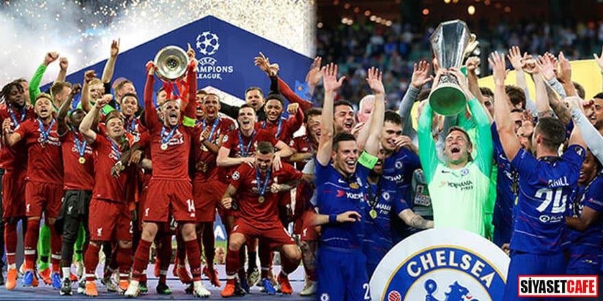 İstanbul'da 2 milyar Euroluk UEFA finali başlıyor