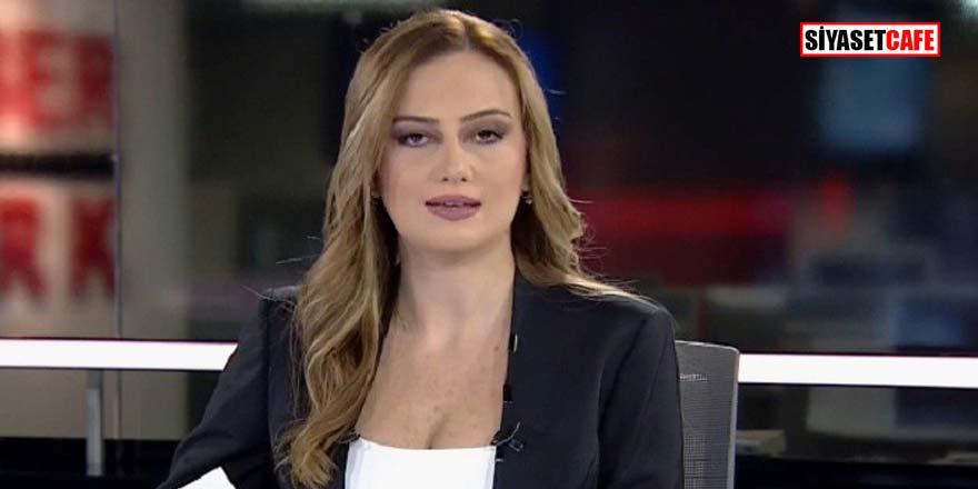 CNN spikerinin canlı yayın skandalı!