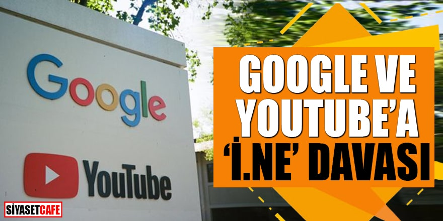 "Google ve Youtube'a ""i.ne"" davası"