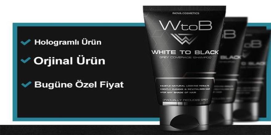 Beyaz Saç Kabusuna Son: Wtob