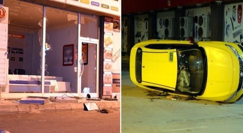 Tokat'ta olaylar çıktı! Asker ve polis sokağa indi