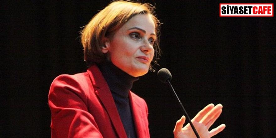 Kayyum kararına bir tepki de CHP'li Kaftancıoğlu'ndan