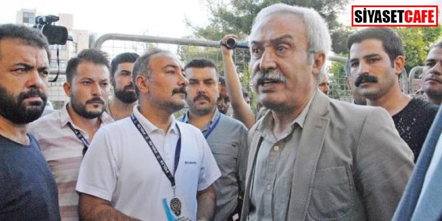 Görevden alınan HDP'li Diyarbakır Belediye Başkanı'ndan tehdit gibi açıklama