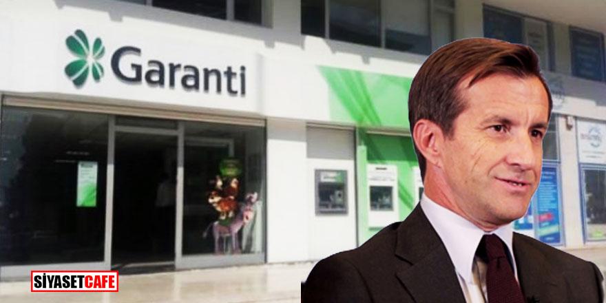 Garanti Bankası'nda istifa depremi