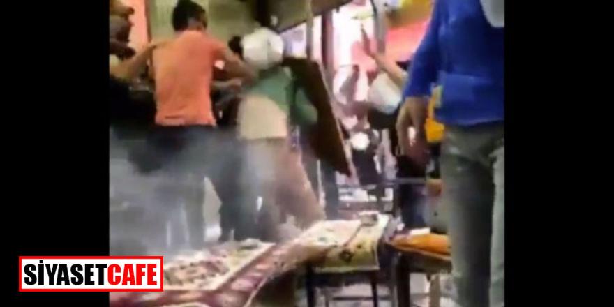 Van'da polis şiddeti diye sunulan videonun öncesi ortaya çıktı!