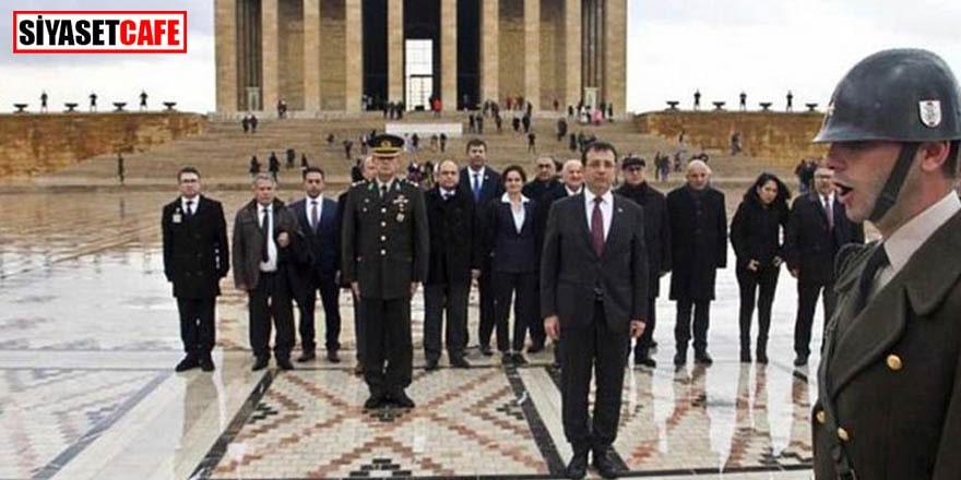 Anıtkabir komutanına İmamoğlu faturası! Görevinden alındı