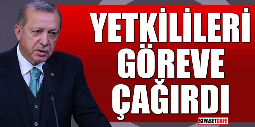 Cumhurbaşkanı Erdoğan'dan Emine Bulut çağrısı Yetkilileri göreve çağırdı