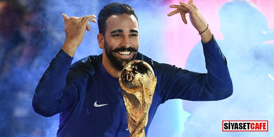 Fenerbahçe aradığı stoperi Fransa'da buldu Adil Rami Türkiye'ye geliyor