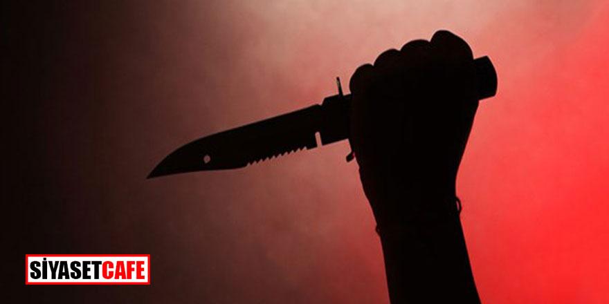 Toplumda şiddet durmuyor! Bu kez de kadın kocasını bıçaklayarak...