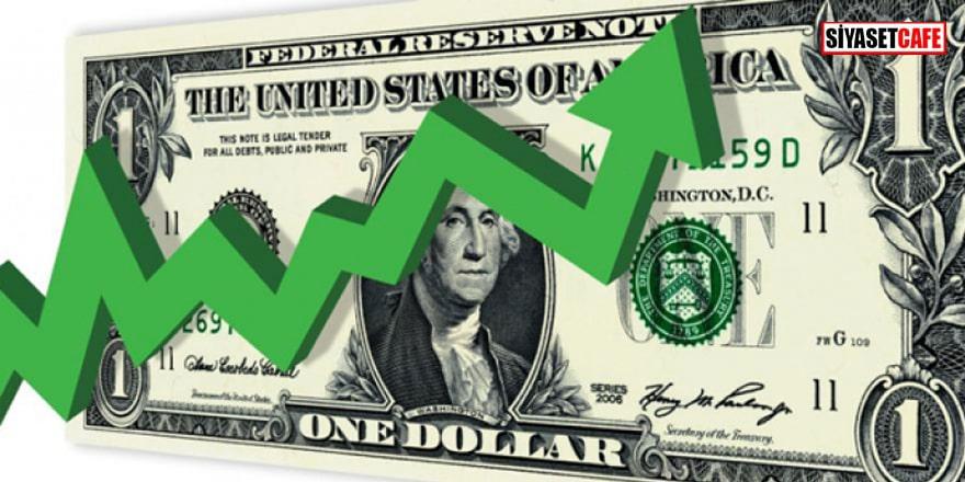 Gece yarısı dolar şoku: Bir anda 6'yı geçti