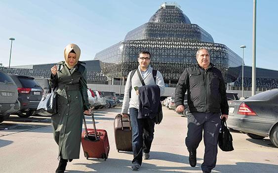 'Türkiye'de özgürlük yok'