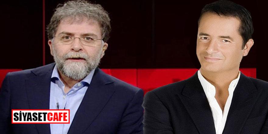 Acun Ilıcalı'dan Ahmet Hakan bombası