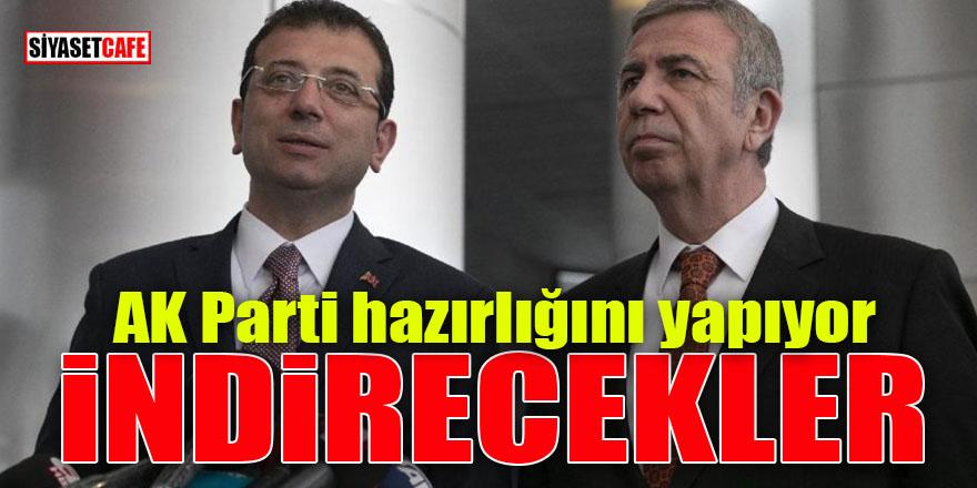 AK Parti'de İstanbul ve Ankara hazırlığı: İndirecekler!