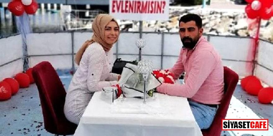 Evlilik teklifi alan genç kız kalp krizinden öldü