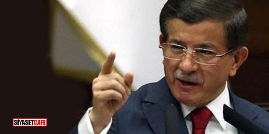 İşte Davutoğlu için AK Parti'den istifa edenlerin listesi!