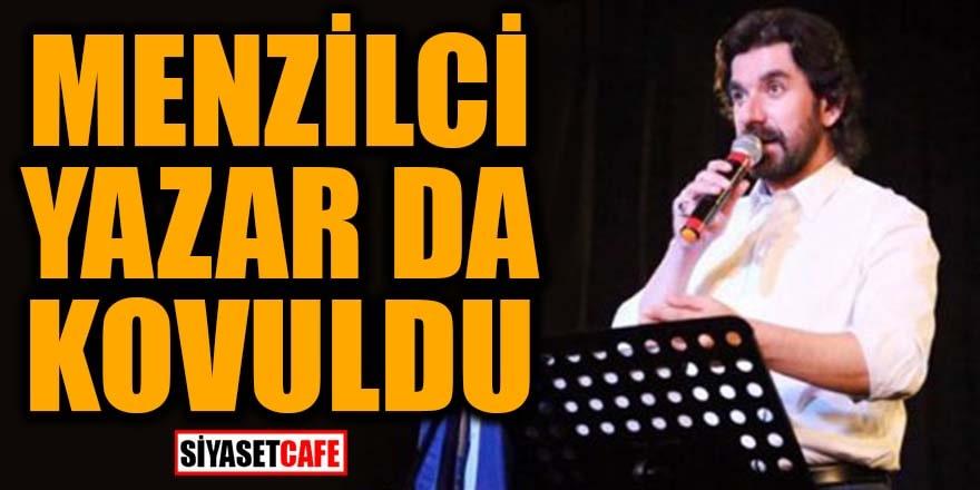 Büyük operasyon! Menzilci yazar Serdar Tuncel kovuldu