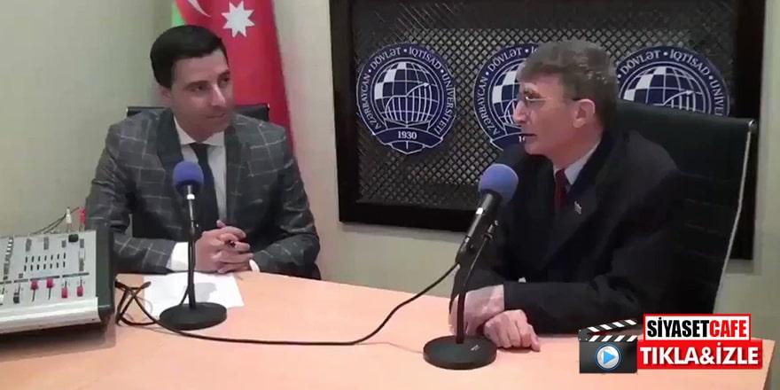 Aziz Sancar:Türk dünyasının birliğini görmek isterim