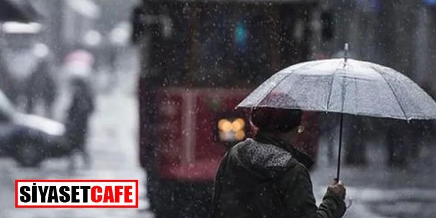 İstanbullular dikkat! Meteoroloji'den peş peşe kritik uyarılar