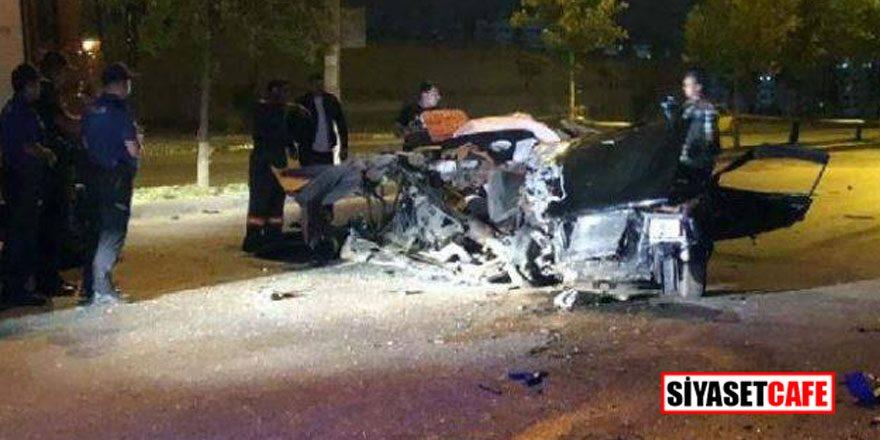 'Drift' yaparak polisten kaçan sürücü 2 çocuğu öldürdü!
