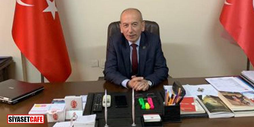 MHP, Arınç'ı hedef alan İl Başkanı'nı görevden aldı