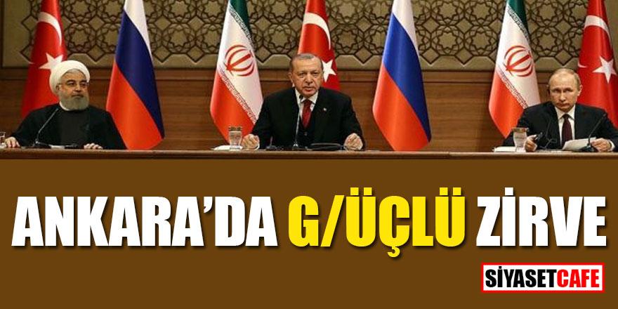 Ankara'da güçlü zirve! Liderler buluştu, neler konuşuldu?