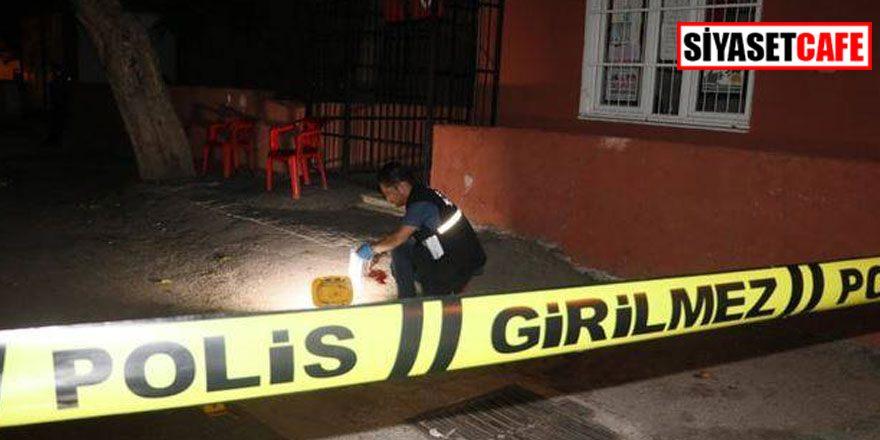 Adana'da Sokak çatışması; 1 Ölü…