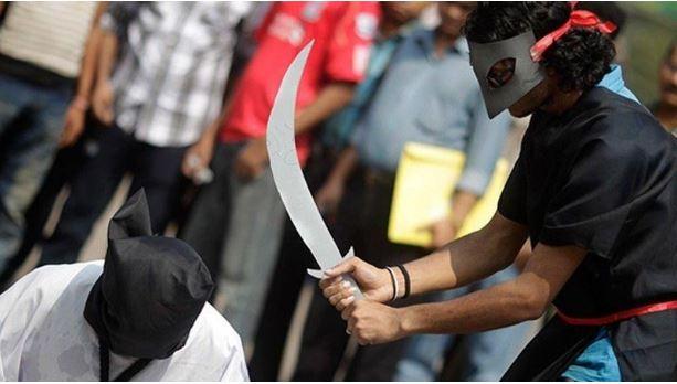 Suudi vahşeti; Tam 134 kişi çarmıha gerilerek ve kafası kesilerek…