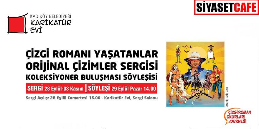 Kadıköy'de çizgi roman buluşmaları