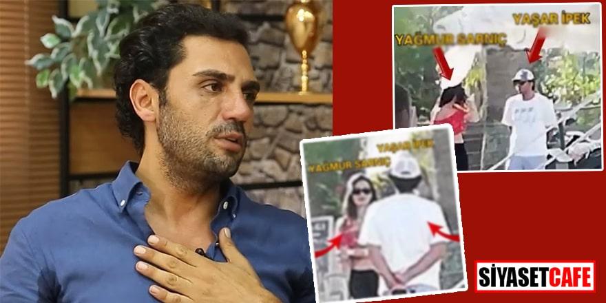 Yaşar İpek, ünlü futbolcunun karısıyla teknede yakalandı