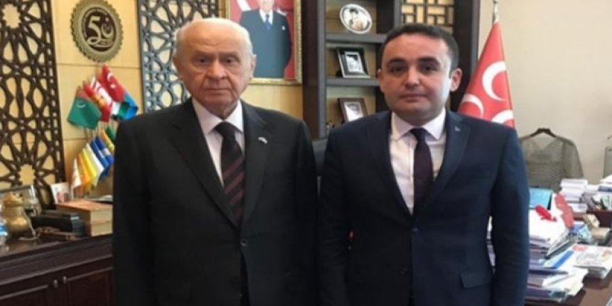 Konya MHP İl Başkanı görevinden alındı